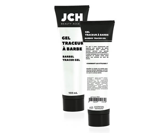 GEL TRACEUR A BARBE 150 ml