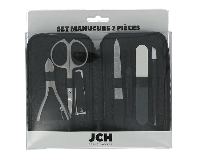 SET MANUCURE 7 PIECES